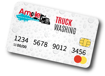 Ample Truck Card